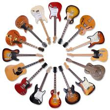 Les Paul Guitars