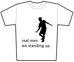 Nintendo Wii Shirt