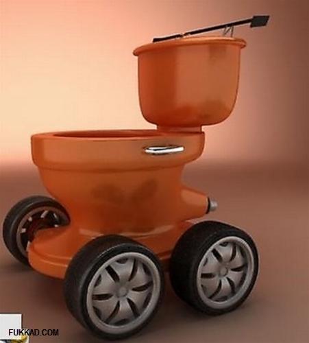 Mobile Toilet 2